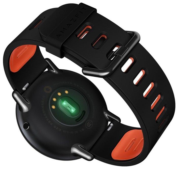 Купить Умные часы Xiaomi Amazfit PACE Red   Народный дискаунтер ЦЕНАЛОМ bf9e6e95ae5bb