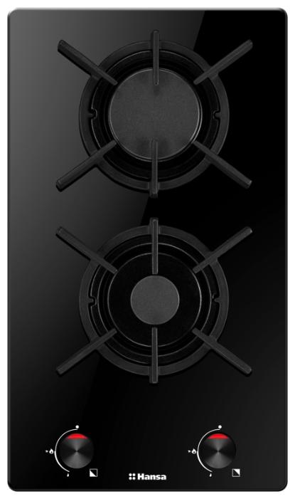 Газовая варочная панель Hansa BHKS330300 купить по низкой цене в интернет-магазине Ценалом
