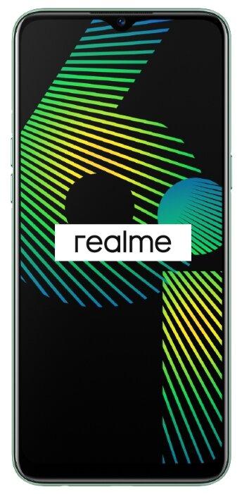 "Смартфон 6.5"" Realme 6i 4/128Гб зеленый"