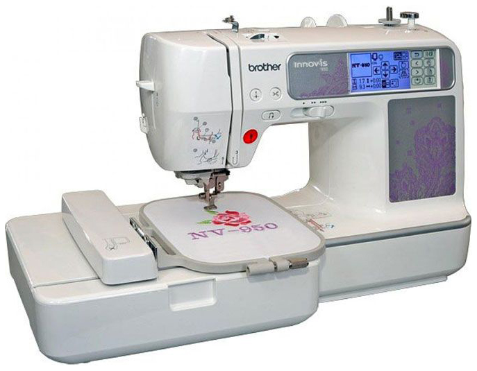 Швейно-вышивальные машины картинки